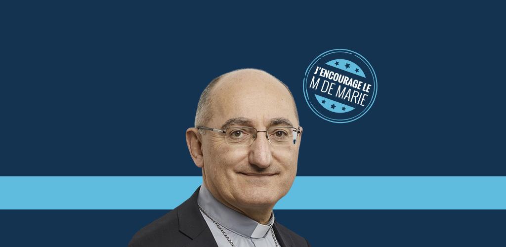 Soutien Mgr Giraud