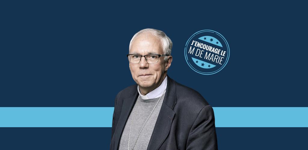 Soutien Mgr Hérouard