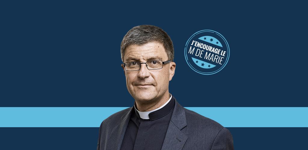 Soutien Mgr de Moulins-Beaufort