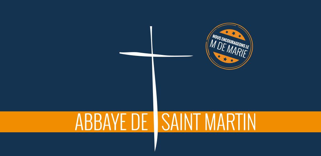 Soutien Abbaye Saint Martin
