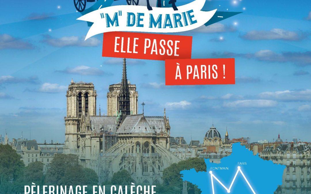 Le programme du M de Marie à Paris