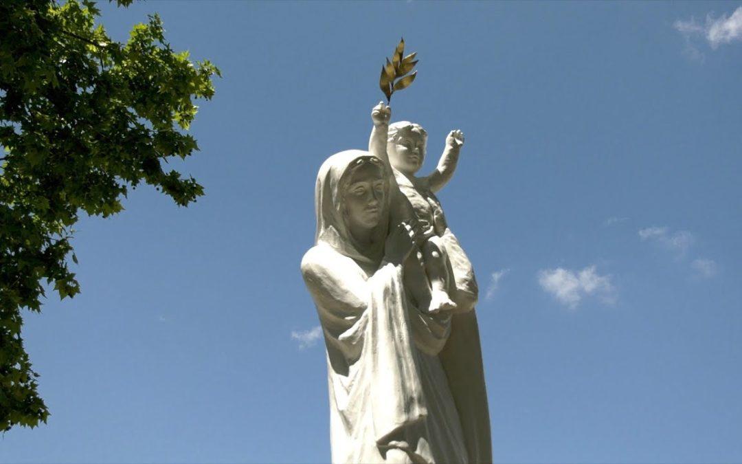 VIDEO – Reportage Marie à Notre Dame de la Miséricorde (Lyon – Vénissieux)