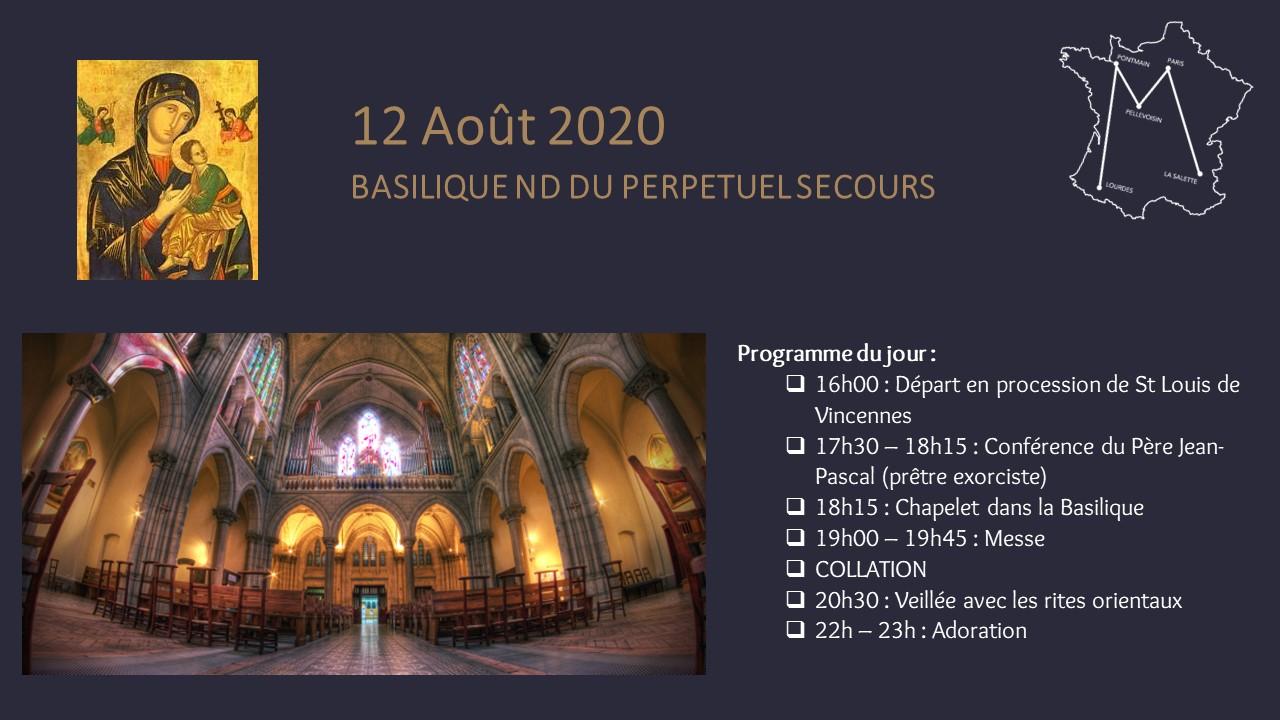 Sur les routes de France, le « M de Marie » et ses milliers de pèlerins Diapositive2