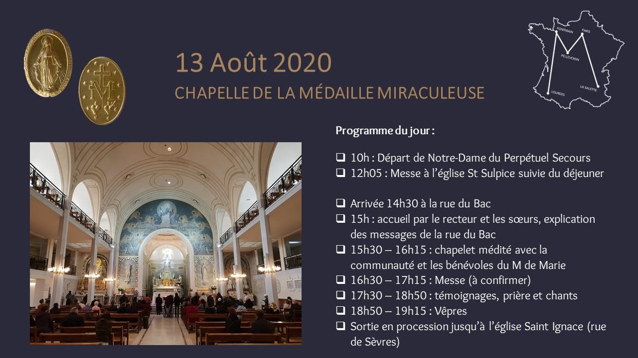 Sur les routes de France, le « M de Marie » et ses milliers de pèlerins Diapositive3