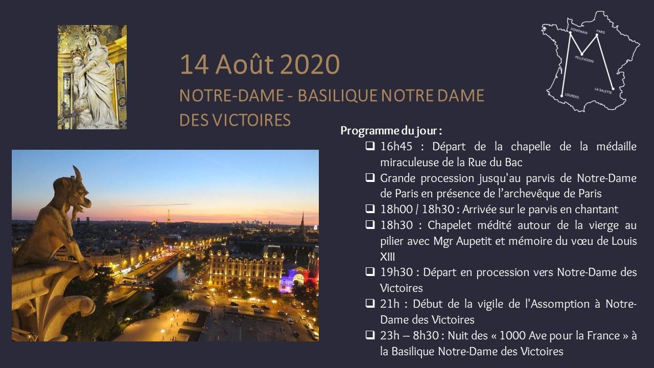 Sur les routes de France, le « M de Marie » et ses milliers de pèlerins Diapositive5