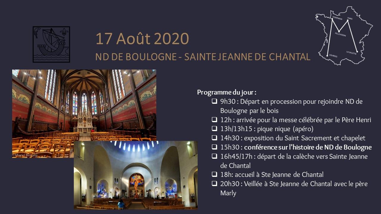 Sur les routes de France, le « M de Marie » et ses milliers de pèlerins Diapositive8